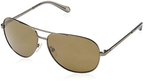 Fossil Unisex-Erwachsene Sonnenbrille Fos 3010/P/S, Gelb (Gold), 59 (Fossil Damen Sonnenbrille)