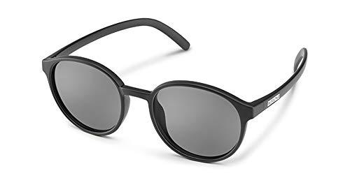 Suncloud Low Key Polarized Sunglasses by Polaroid (Small-Medium Fit) 50mm