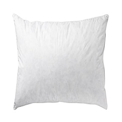 Linens Limited 4 Coussins de garnissage en Fibre Creuse - Polyester - Blanc, l 43 cm x L 43 cm