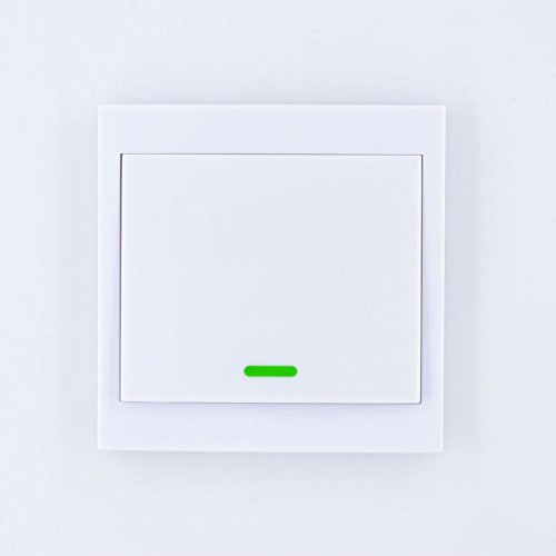 Amazon.co.uk - 433MHz RF Wireless Remote Control Switch 86 Wall Panel Transmitter (With 1 button)