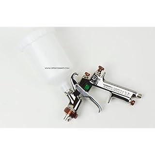 Anest Iwata W-400-132G Bellaria1.3mm paint spray gun with 600cc cup