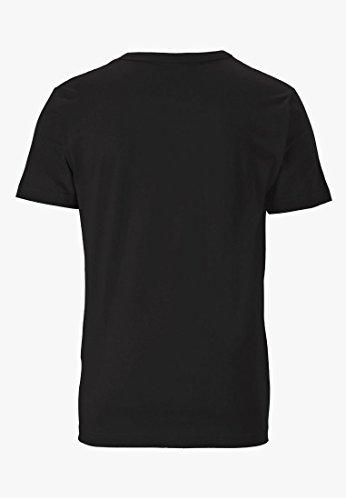 T-shirt Homer - Testa a parole - maglia I Simpsons - Homer - Head in words - maglietta girocollo di LOGOSHIRT - nero - design originale concesso su licenza Black