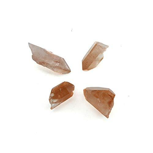Mineral Import Spitzen aus Hämatitquarz