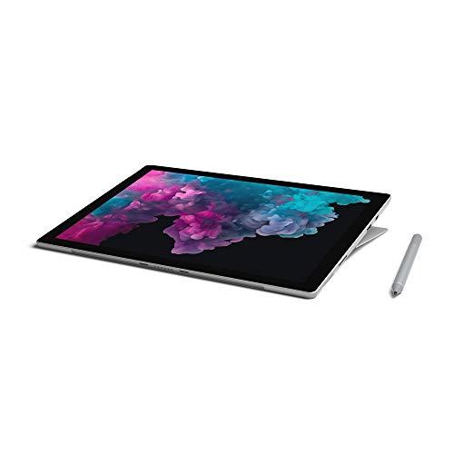Microsoft Surface Pro 6, 31,25 cm (12,3 Zoll) 2-in-1 Tablet (Intel Core i5, 8GB RAM, 256GB SSD, Win 10 Home) Platin
