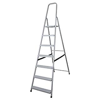 Abbey Steel Step Ladder 7 Tread