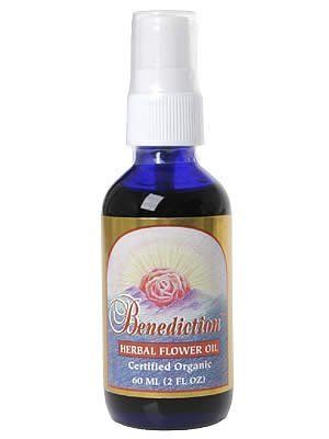 Flower Essence Biodynamic Benediction Pump Top -- 2 fl oz by Flower Essence