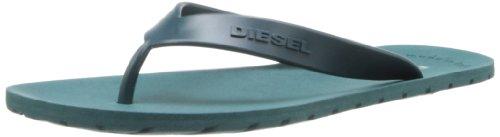 DIESEL Herren Zehensandalen blau 43 (Mens Diesel)