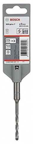 Bosch Pro Hammerbohrer SDS-plus-7 (Ø 5 mm)