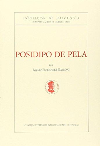 Posidipo De Pela