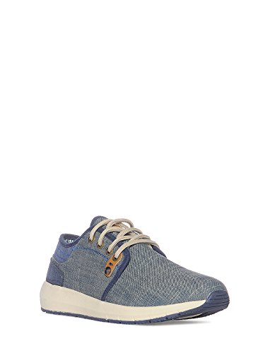 Wrangler foot wear Sneaker da donna in acciaio inox Blu (blu)