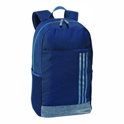 Adidas Classic 3strisce M zaino, Mystery Blue S17/Black, 45x 27x 20cm