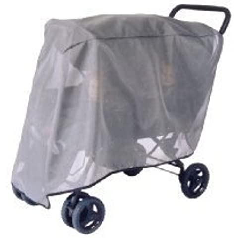 Sashas Sun, Wind and Insect Cover for Graco DuoGlider and Quattro Tour Duo Tandem Stroller by Sasha Kiddie Products