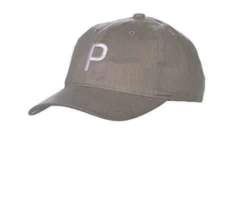 Puma Golf 2019 Men's 'P Adjustable Hat (One Size)