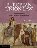 European Coupling Law: Cases and Materials 2nd edition by Chalmers, Damian, Davies, Gareth, Monti, Giorgio (2010) Taschenbuch