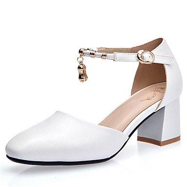 Zormey Frauen Schuhe Ferse Quadratische Spitze Knöchelriemen Pumpe Mehr Farbe Verfügbar US8 / EU39 / UK6 / CN39