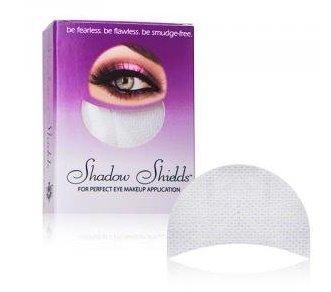 TEMPTU AIRpod Under-Eye Makeup Shields; halbmond förmige, selbstklebende Pads