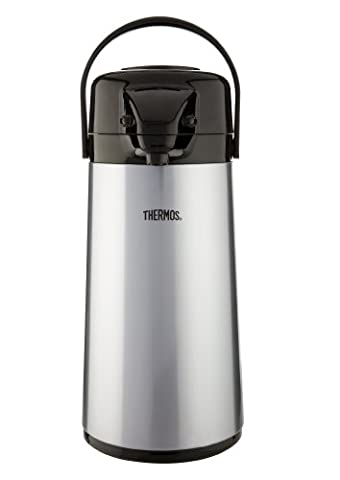 Thermos Push Button Pump Pot, 1.9 L