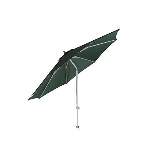 siena-garden-336876-sonnenschirm-push-up-bezug-grun-gestell-silber-300-cm