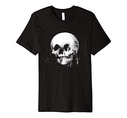 flexion im Spiegel T-Shirt ()