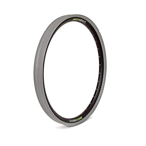 CushCore Reifen Durchschlagschutz Grau Gr. Passend für Felgen mit 22-35 mm Breite (35 Off-road Reifen)