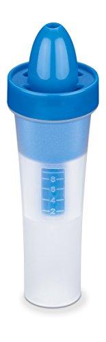 Beurer IH 26 Nasendusche - Zubehör zur Verwendung mit dem Inhalator, Kompressor-Drucklufttechnologie, weiß