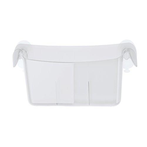 koziol Utensilo  Miniboks,  Kunststoff, transparent klar, 8,6 x 25,9 x 12,3 cm