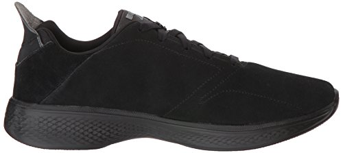 Skechers Go Walk 4, Sneaker Basse Donna Nero (Black)