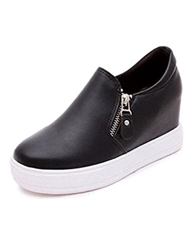 Minetom Femmes Sneaker de Casual Sports Chaussures a Bout Rond