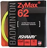 ASHAWAY Saiten ZyMax 62 Set, gelb, 10 m