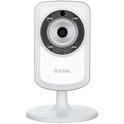 D-Link DCS-933L - Cámara de vigilancia
