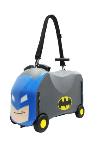 Frog-Ride-On-Storage-Box-Batman-Blue