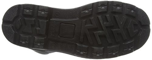 Toesavers - 2416, Scarpe antinfortunistiche Unisex – Adulto Nero (Black)