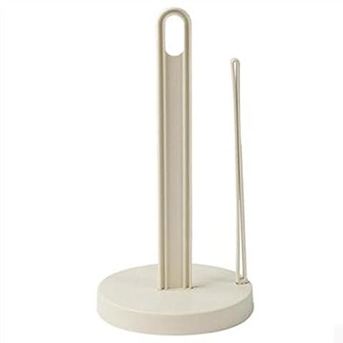 Kunststoff Grau Beige 14 5 * 33cm Toilettenpapierhalterung beige (Leichter Rost Matt)