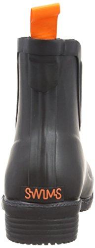 Swims Dora Boot, Bottes de Pluie femme Noir - noir