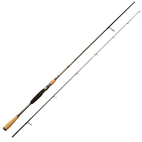 Savage Gear Bushwhacker XLNT2 213cm 15-50g - Gummifischrute zum Zanderangeln, Spinnrute zum Spinnfischen, Angelrute für Hecht