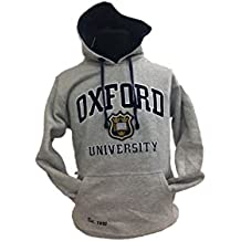 Oxford University Applique - Sudadera con Capucha Unisex