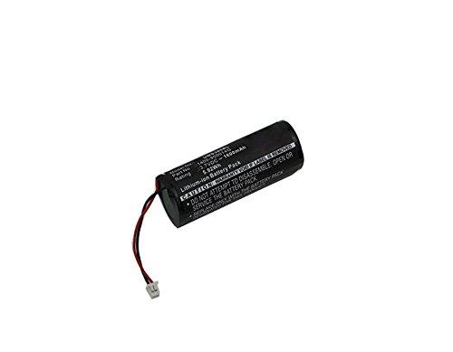 subtel® Qualitäts Akku für Unitech MS380, MS380-CUPBGC-SG, MS840B, MS840P, MS842P (1600mAh) 1400-900014G Ersatzakku Batterie
