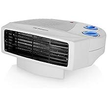 Orbegozo FH 5008 Calefactor eléctrico con Dos Niveles de Calor y Modo Ventilador de Aire frío