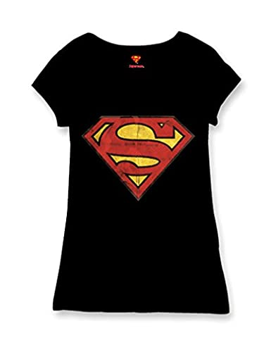 Dorigine Costume Superman - T-shirt de Superman femmes