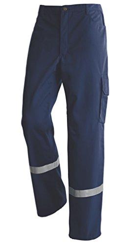 Red Wing 66230–53–34daletech FR/als Navy Hose W/HI-VIS STRIP Taille 34Bein 32 (Bein Strip)