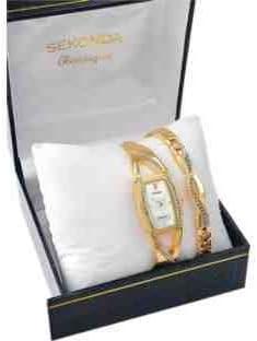 Sekonda Classique Ladies' Bracelet & Watch