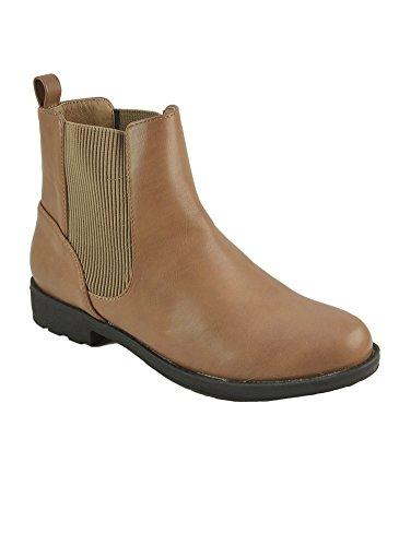 Chelsea Boots Kaki Taupe Kaki
