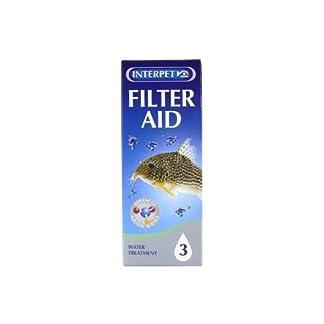 (10 Pack) Interpet - Aquarium Treatments Filter Aid No3 3