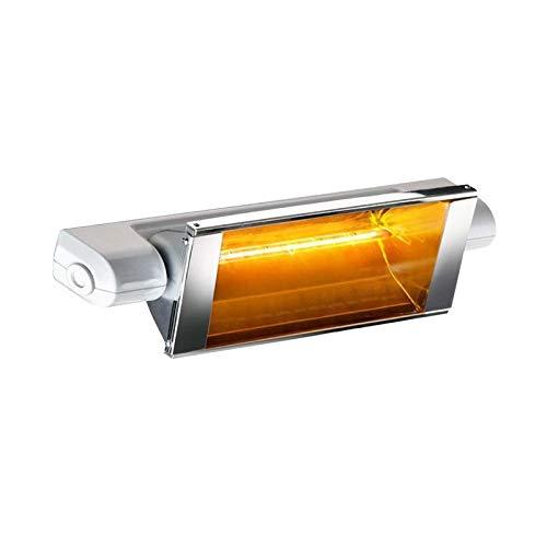 Infracalor Calefactor halógeno Infraspot 1300W Blanco