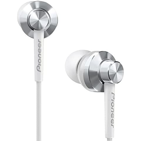 Pioneer SE-CL522-W - Auriculares in-ear, color blanco
