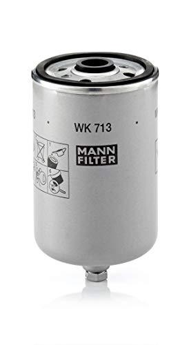 Original MANN-FILTER Kraftstofffilter WK 713 – Für PKW und Nutzfahrzeuge