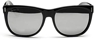 Catania Occhiali Gafas de Sol Polarizadas - Modelo Wayfarer Vintage Classic - Gafas Unisex - (Cristales Polarizados para Deportes / Esqui) - Incluye Funda y Toallita de Limpieza