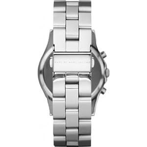 Marc Jacobs MBM3104 - Reloj para mujeres, correa de acero inoxidable color plateado de Marc Jacobs