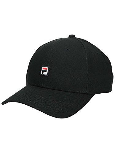 Cap Fila 6Panel Cap, Black, ohne