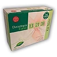 Kit Slim Decottopia Tisanoreica - estratti 13, 21 e 28
